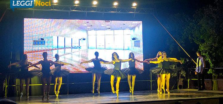 #fallinlove: l'amore adolescenziale messo in scena dagli allievi della Ballet School