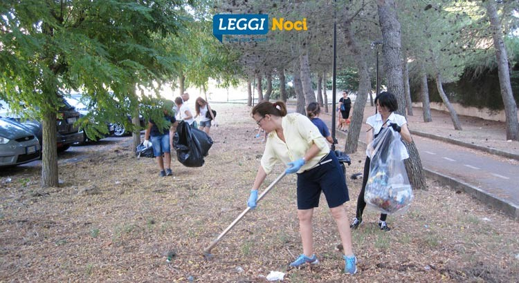 Brigate per l'Ambiente: sostenibilità, giovani e integrazione sociale per una Noci più vivibile