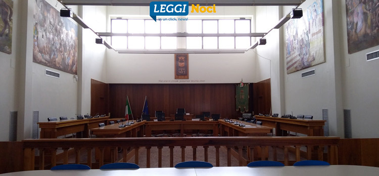 Il Consiglio Comunale torna a riunirsi il 27 dicembre
