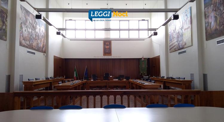 Consiglio Comunale il 23 ottobre: 14 punti all'ordine del giorno tra cui bilancio, DUP, commissioni, Protezione Civile