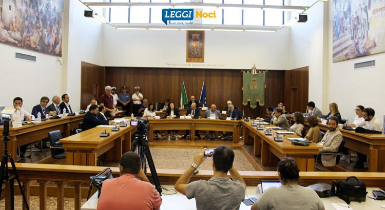 Si inaugura il Consiglio Comunale: giuramenti e nomine