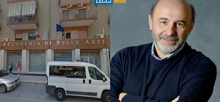 Giancarlo Chielli nuovo direttore dell'Accademia di Belle Arti di Bari