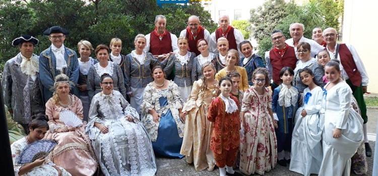 """Il gruppo folk La Murgia a """"Terlizzi Libero Feudo"""""""