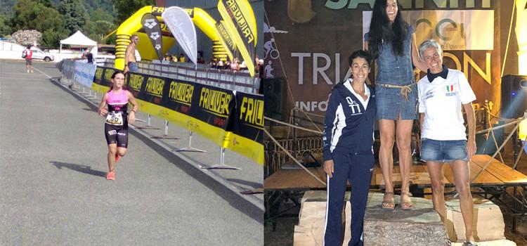 Triathlon: risultati in rosa per la O3TT
