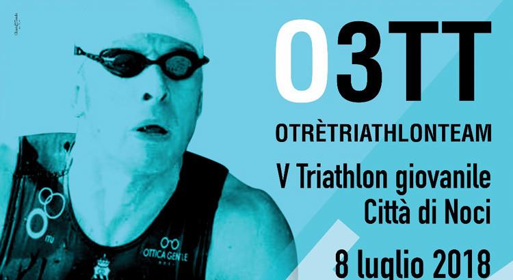 """5° Triathlon giovanile """"Città di Noci"""""""