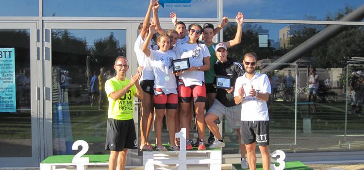 5° Triathlon giovanile nel ricordo di Nicola Saponari