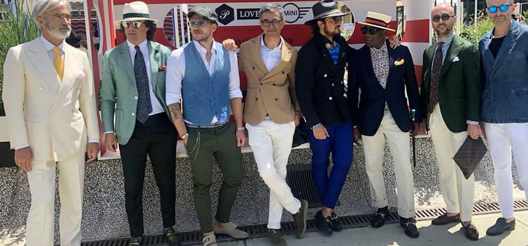 Pitti Uomo 94: aziende nocesi alla fiera della moda uomo di Firenze