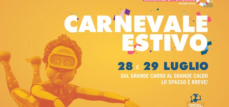 Carnevale estivo di Putignano, anteprima col vignettista Vauro