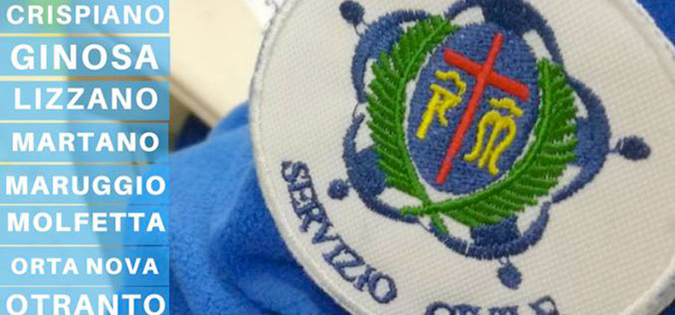 Servizio Civile, al via i bandi per il 2018: nelle Misericordie pugliesi 179 posti disponibili