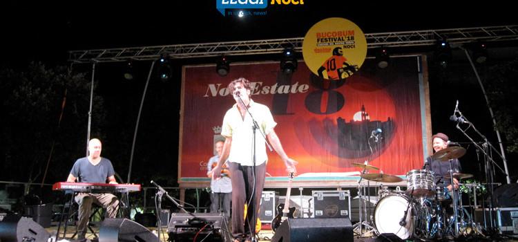 Bucobum 2018: Bobo Rondelli sul palco di piazza Garibaldi