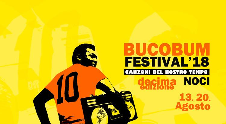Dieci anni con il Bucobum Festival