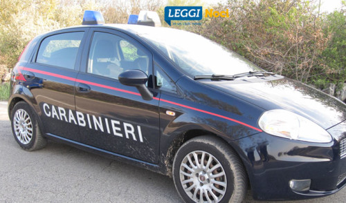 Beccato con documenti falsi, arrestato georgiano