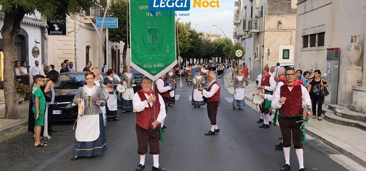 Successo di pubblico per il Festival del Folklore 2018