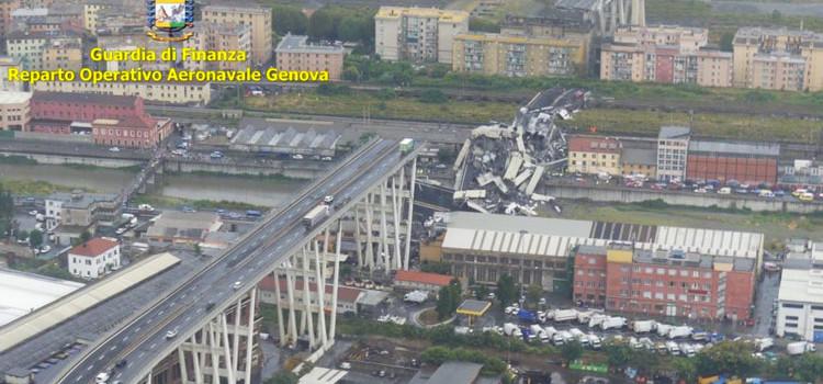 "Ponte di Genova, Liuzzi: ""Piano Marshall per i ponti italiani"""