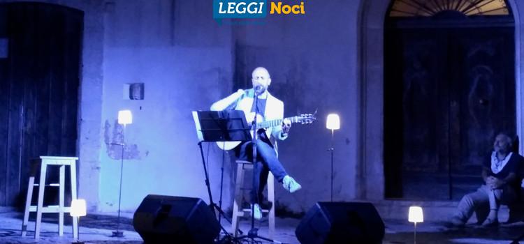Joe Barbieri incontra Noci