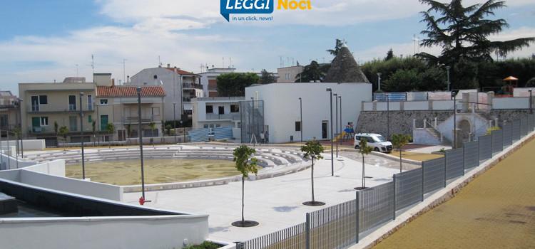 Riapre al pubblico l'area ex piscina comunale