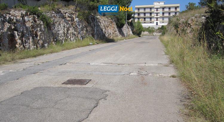 Buche sulle vie principali e periferiche, pericolo stradale