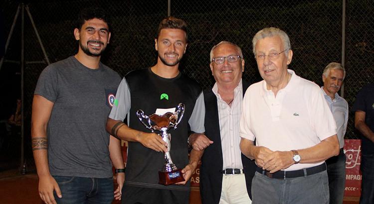 Maglie: il nocese Garzelli vince la 54ª edizione del Torneo Open della Canicola