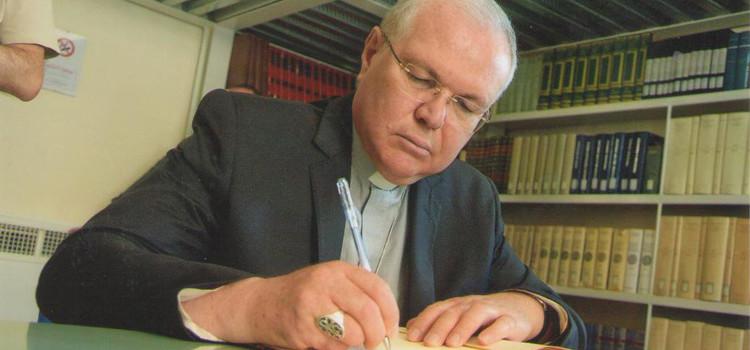 Il vescovo Favale scrive ai nostri piccoli lettori