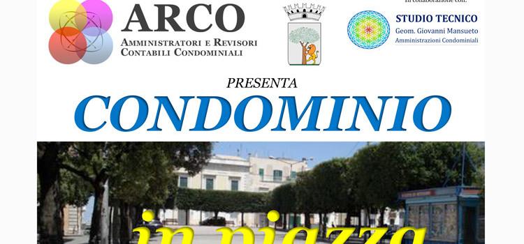 """""""Condominio in piazza"""""""