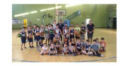"La ""Basket School Noci"" apre le sue porte ai giovani nocesi"