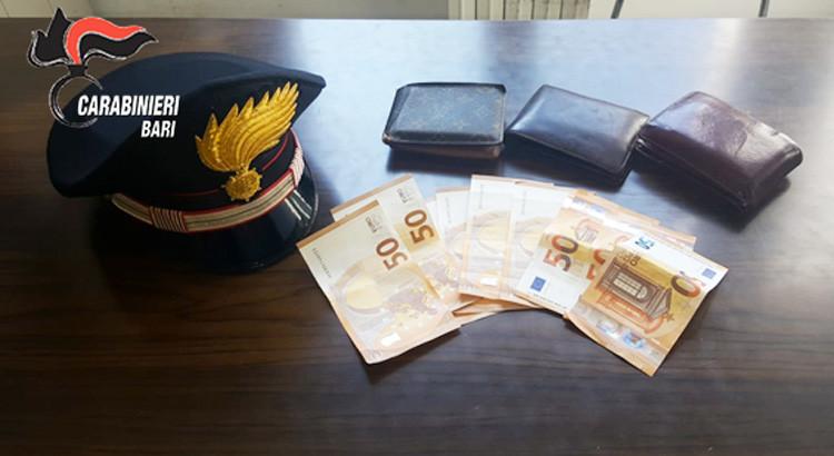 "Finta degente rubava portafogli al ""Miulli"", arrestata"