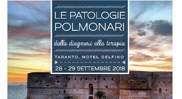 Taranto: patologie polmonari, dalla diagnosi alla terapia