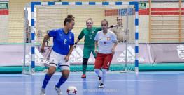 """Mansueto al campionato europeo di futsal femminile: """"sensazioni inarrivabili"""""""