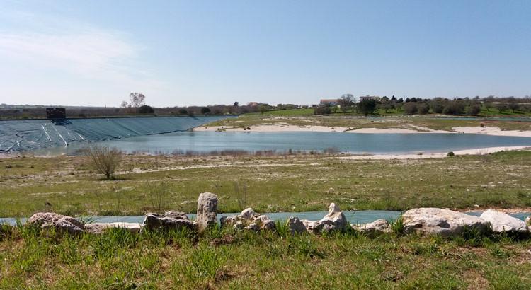 """Lago Milecchia, Nisi: """"Da oggi è possibile usare le acque affinate per fini irrigui"""""""