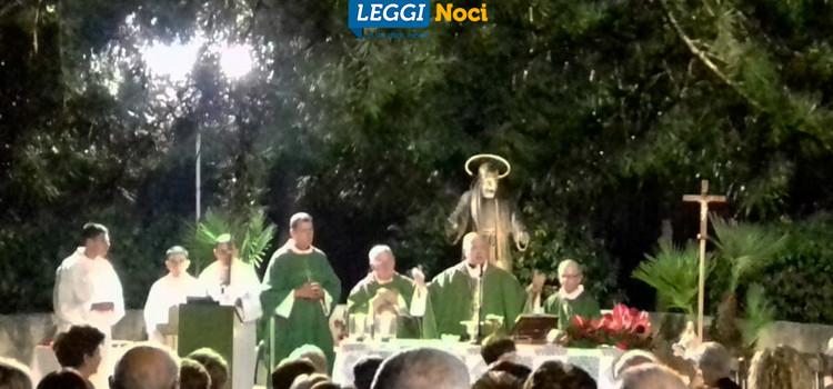 Noci e la fede per San Pio