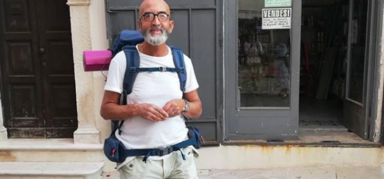 In pellegrinaggio verso Lourdes