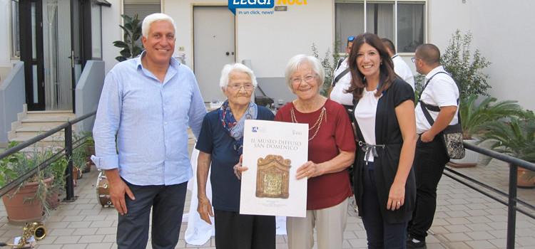 Nonna Anna compie 105 anni