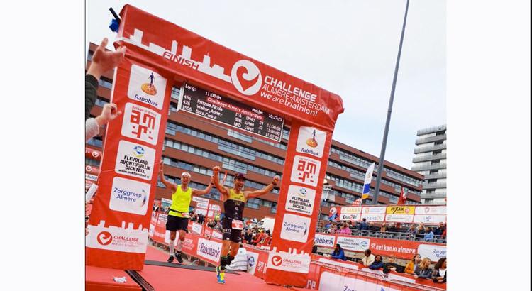 O3TT: Frizzale finisher al challenge di Amsterdam, Insalata 5° assoluto a Termoli