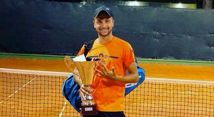 Tennis: Garzelli superlativo, en plein di vittorie