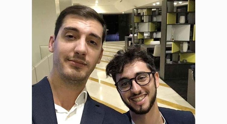 Liuzzi a Roma per il futuro dell'e-commerce