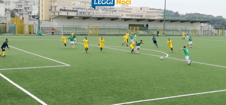 Calcio: esordio vincente per Noci Azzurri, 4-0 contro il Maruggio