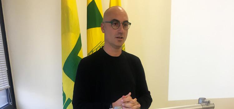 Savino Muraglia Presidente di Coldiretti Bari e BAT, sarà supportato anche da due nocesi