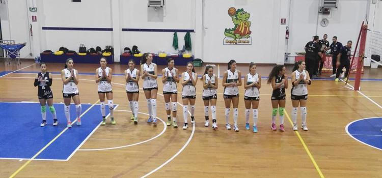 Volley: Deco Domus sconfitta a Giulianova