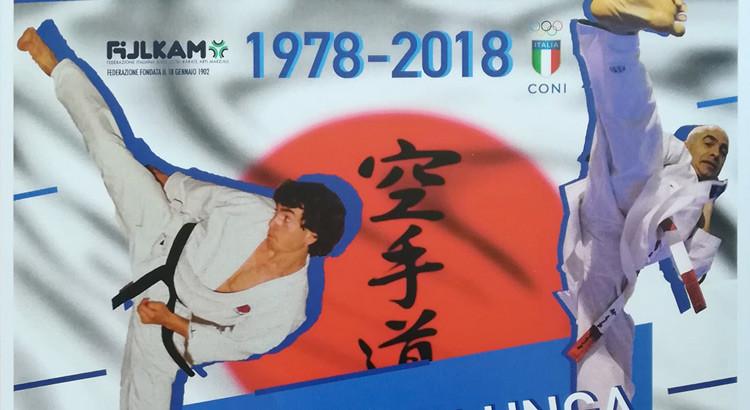 Una mostra per celebrare 40 anni di passione per le arti marziali