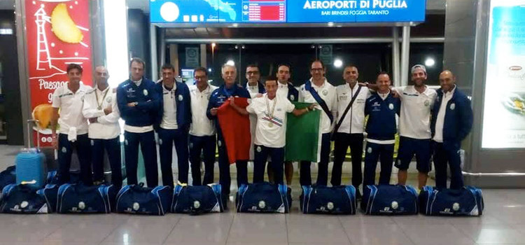 La Montedoro è vice campione italiana di mezza maratona