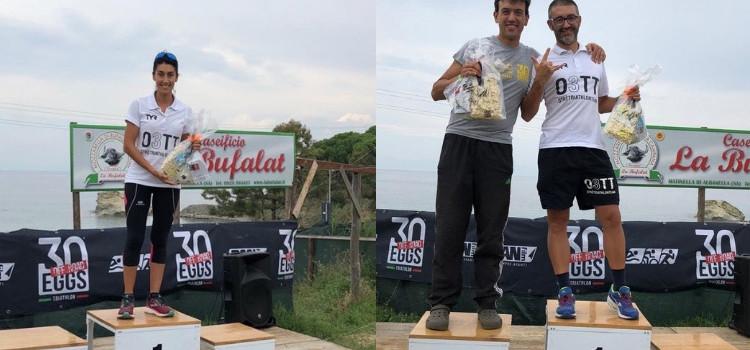 O3TT: allo Sprint di Agropoli ottimi piazzamenti di Trotta e Martino, nonostante le difficoltà