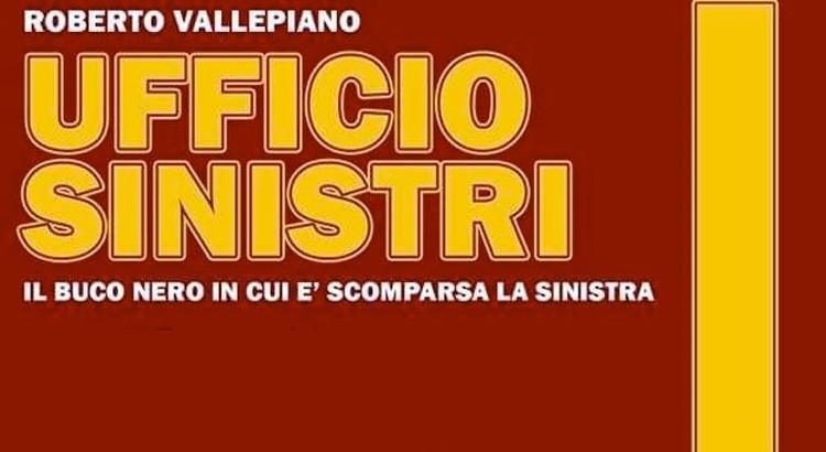 """Roberto Vallepiano a Noci per presentare """"Ufficio Sinistri"""""""