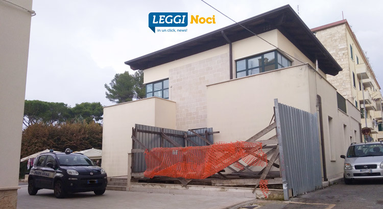 "Tasferimento sede Polizia Locale, Insieme Noci 2018 dice ""no"""