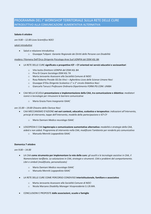 workshop-rete-cure-programma