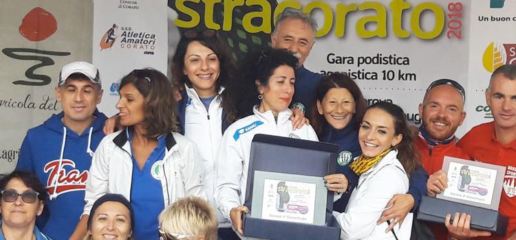 La Montedoro vince a Corato: il Corripuglia 2018 allo sprint finale