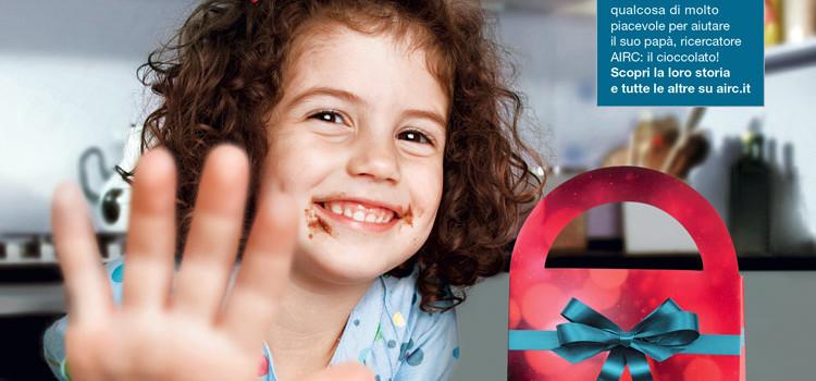 I cioccolatini della ricerca AIRC