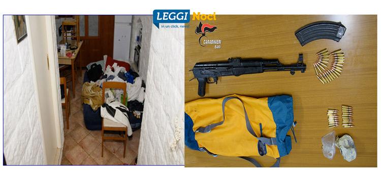 carabinieri-noci-sequestro-luogo-prigionia-armi