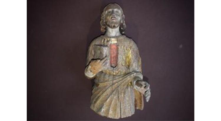 """Cc recuperano reliquiario di Sant'Ulpiano, sarà restituito al Santuario di """"Santa Maria dell'Isola"""""""