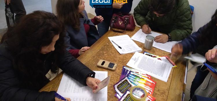 """Petizione popolare per """"Educazione alla Cittadinanza"""", raccolte 200 firme"""