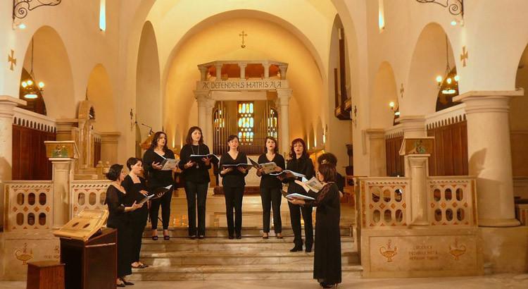 Coro Novum Gaudium, 30 anni di canto gregoriano